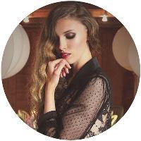 Lingerie de Noël 2015 : Shell Belle Couture