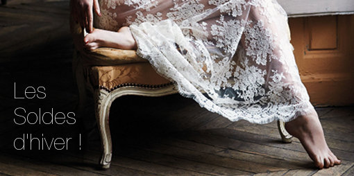 soldes lingerie hiver 2013