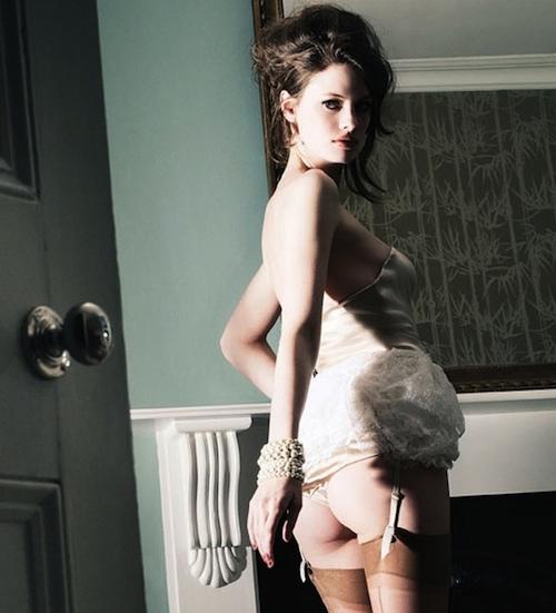 lingerie de mariage Agent Provocateur