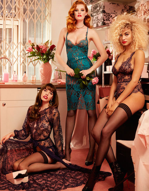 Agent Provocateur - Collection Hiver 2015 / 2016
