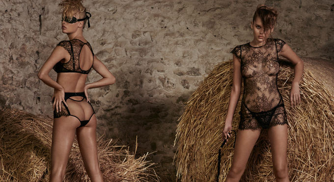 Agent Provocateur - Collection Printemps / Eté 2016