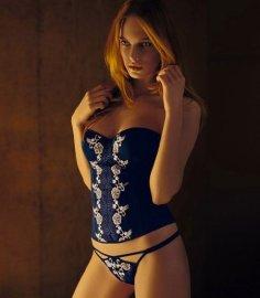 lingerie Argentovivo