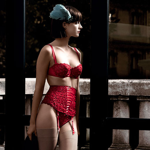 Aubade Lingerie - Collection Automne / Hiver 2015