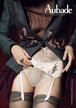 Aubade lingerie hiver