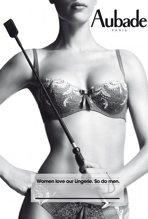Aubade lingerie hiver 2012