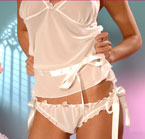 Just Married Lingerie