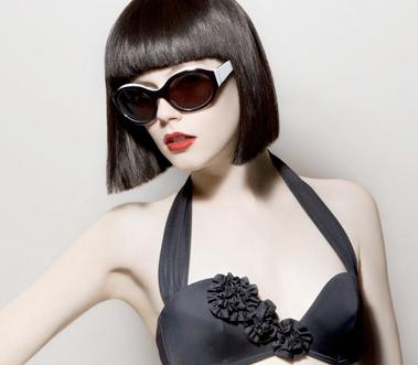 lunettes de soleil Chantal Thomass