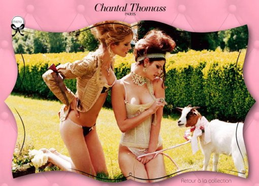 Chantal Thomass Lingerie & Maillots