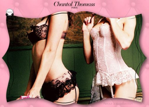 Chantal Thomass Lingerie Bas & Collants