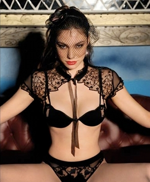 lingerie sexy Cotton Club Crescentini