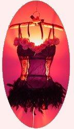 Boudoir Lingerie Lamps