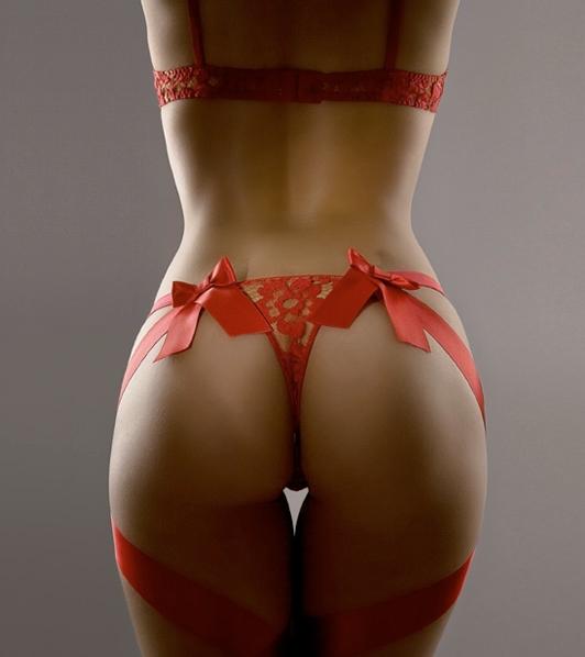 lingerie Flibustine