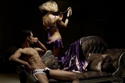 lingerie de nuit Fred & Ginger