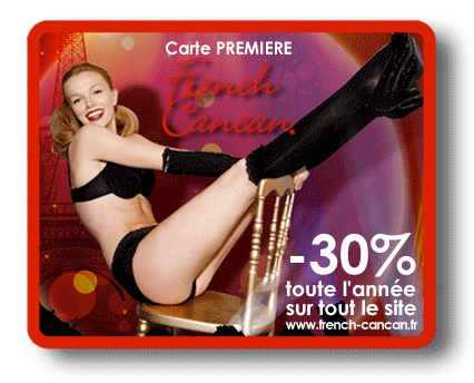 reductions French Cancan