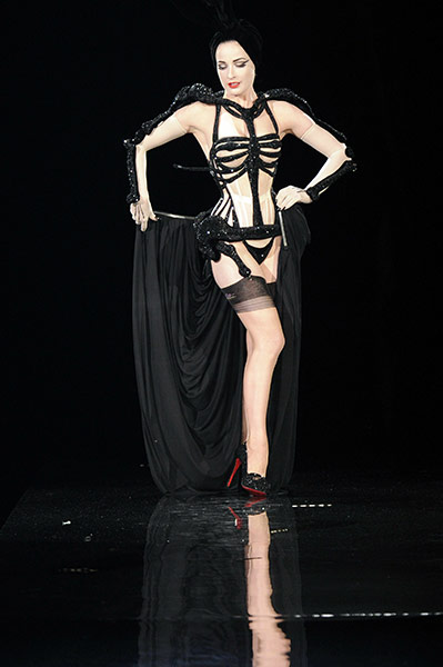 Gaultier lingerie
