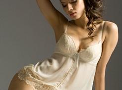 lingerie de luxe Janet Reger