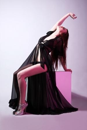 lingerie Kiki by Kirsty Doyle