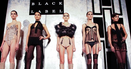 La Perla Black label