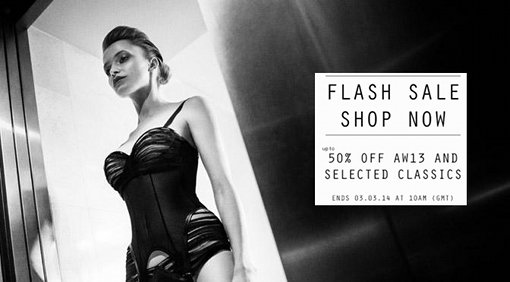 Soldes Flash Lascivious