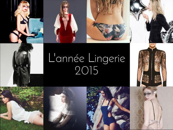 L'année Lingerie 2015