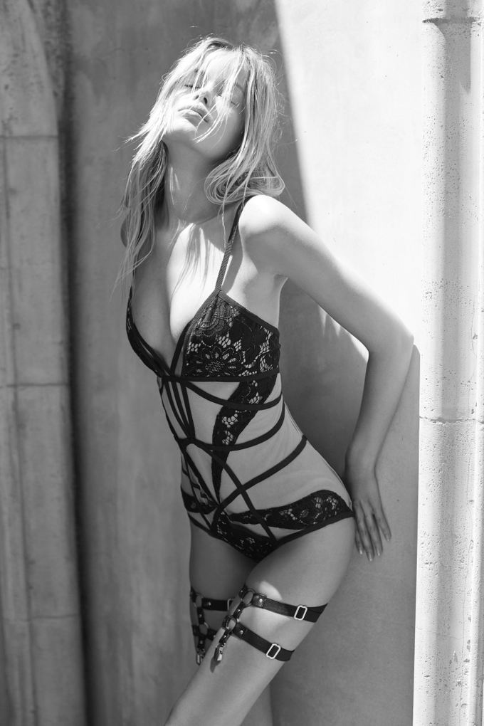 Lingerie For Love & Lemons - Printemps / Eté 2016