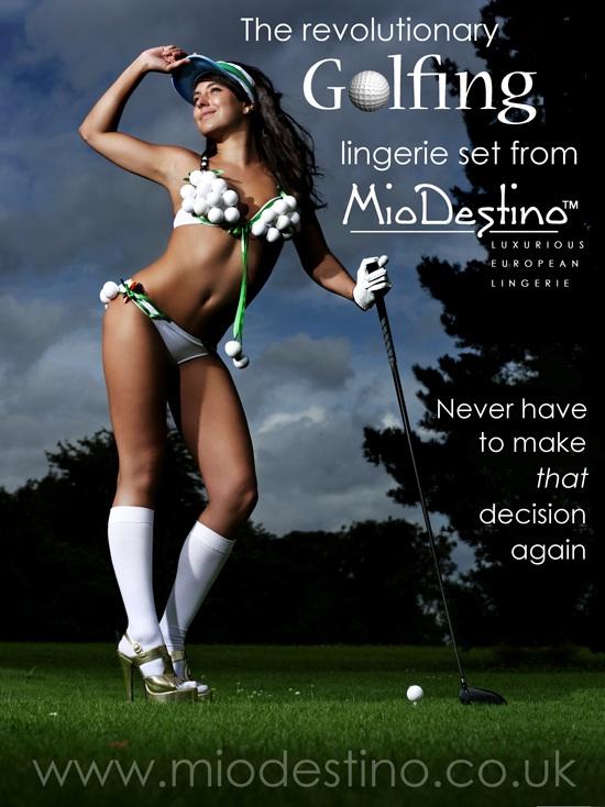 Golf Lingerie
