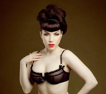 lingerie Mademoiselle Fred