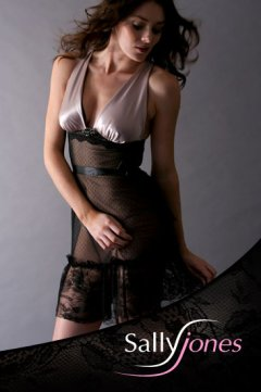 lingerie Sally Jones