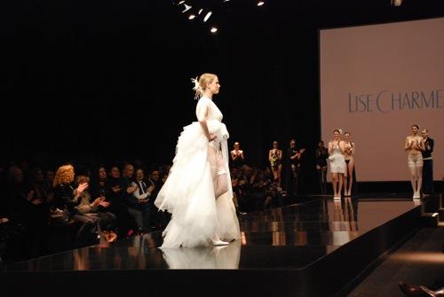 Lise Charmel salon de la lingerie 2011