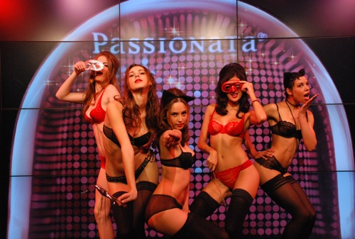 Passionata salon de la lingerie 2011
