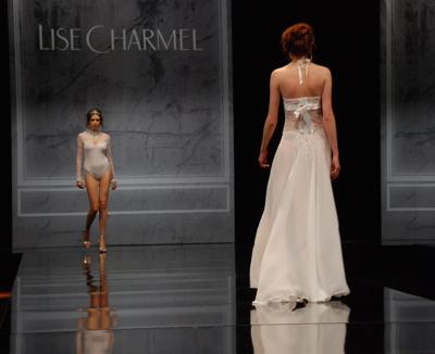 Lise Charmel salon de la lingerie 2012