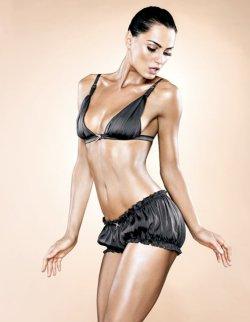 lingerie en soie Sarrieri