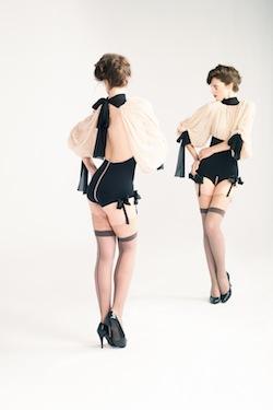 lingerie sockbox