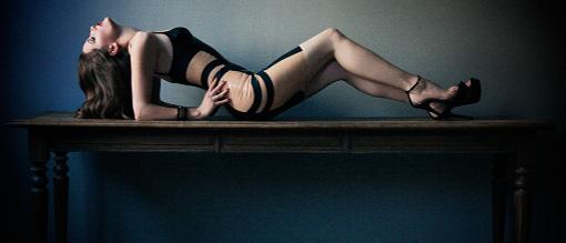 Tres Bonjour Latex lingerie