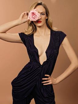 lingerie Verde Veronica