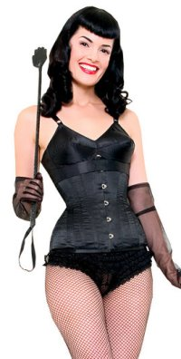 What Katie Did Corsets