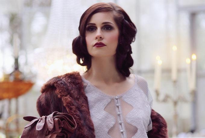 Lingerie Shell Belle Couture en solde chez Full Disclosure