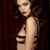 Lingerie Loveday London chez Full Disclosure