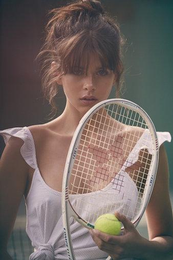 Lingerie For Love & Lemons - Automne / Hiver 2016
