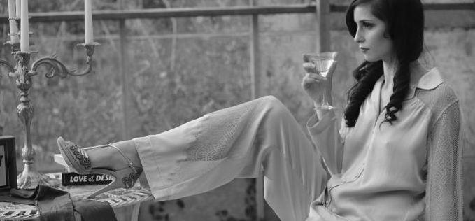 Lingerie de Saint Valentin en solde : Shell Belle Couture